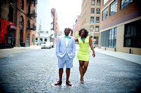 Tiffany and Jermaine Engagement Session I