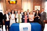 NYSSCPA | Excellence in Financial Journalism Awards Luncheon, Tribeca Grill NYC 2016